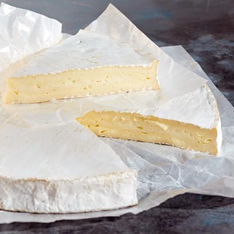 - Brie de Meaux Saint FaronAOP 1/2 affiné