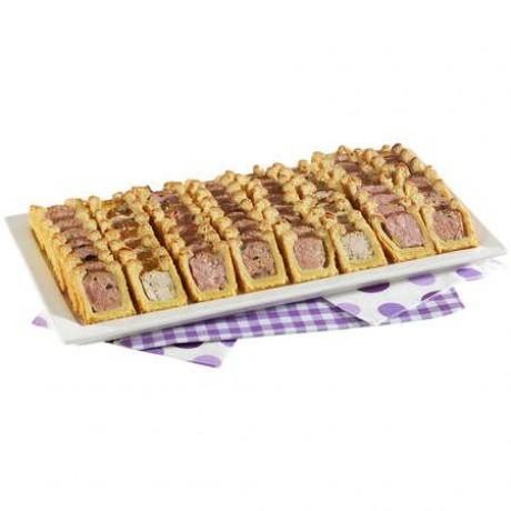 Mini-pâtés en croûte apéritif