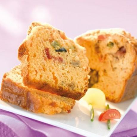 Cakes aux Légumes - Lot de 3 cakes de 260 g