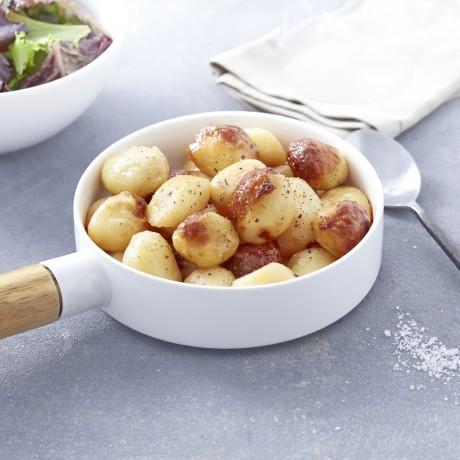 - Pommes de terre dorées