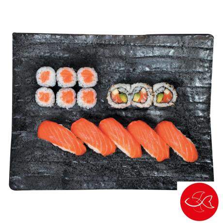 - Sushi Gourmet - Salmon box