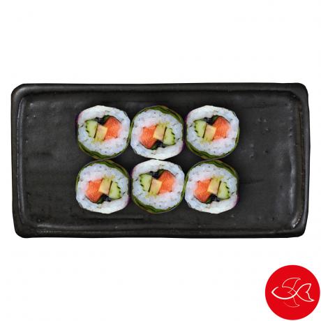 - Sushi Gourmet - Cristal saumon