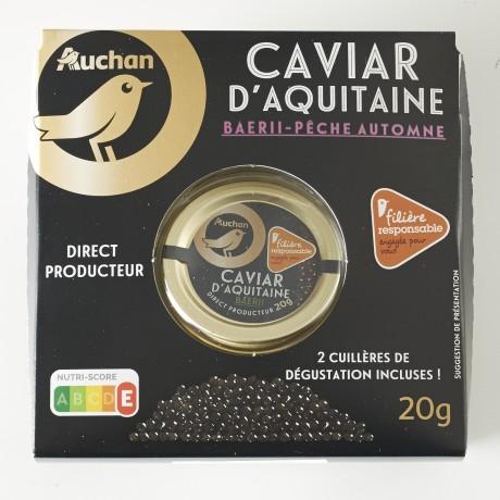 - Caviar d'Aquitaine Coffret d'automne