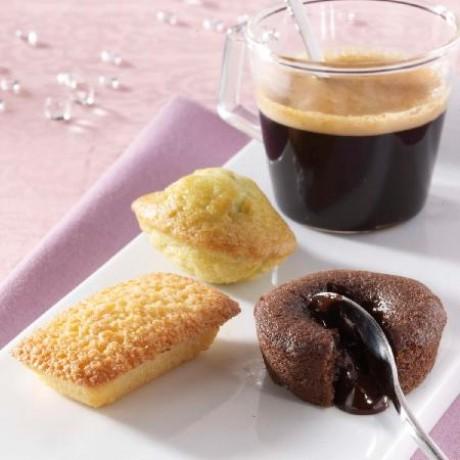 Mini-biscuits assortis X 18 - 3 recettes assorties