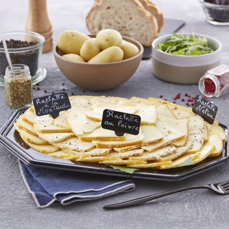 - Plateau raclette tradition
