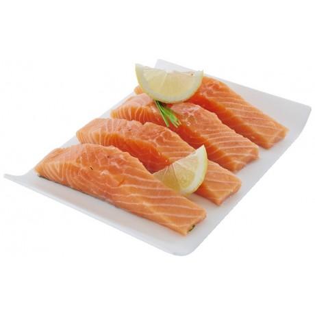 - Pavés de saumon Atlantique