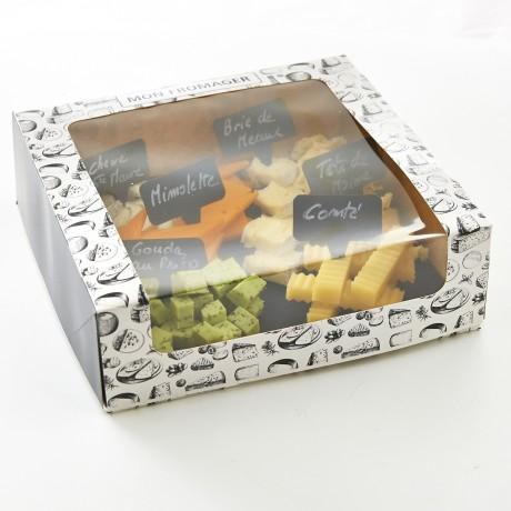 - Plateau fromage apéro 6 personnes