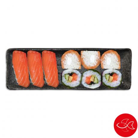 - Sushi Gourmet - Gourmet saumon classique