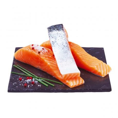- pavé de saumon Atlantique