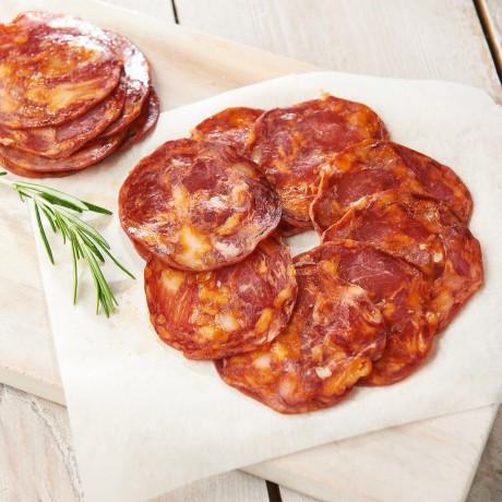 - Chorizo ibérique