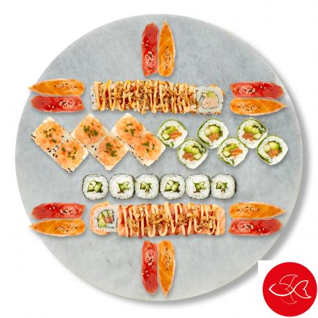 - Sushi Gourmet - Plateau de luxe