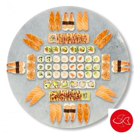 - Sushi Gourmet - Plateau XXL