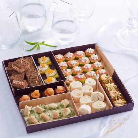 Canapés Bento Box
