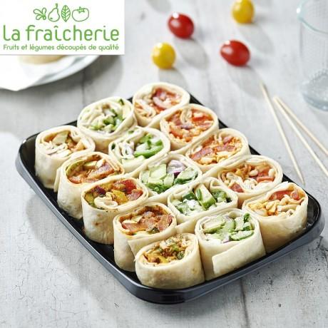 - La Fraicherie - Wraps apéro gourmands