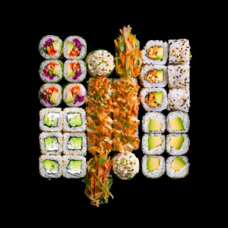 - Sushi shop - Box veggie gourmet à partager