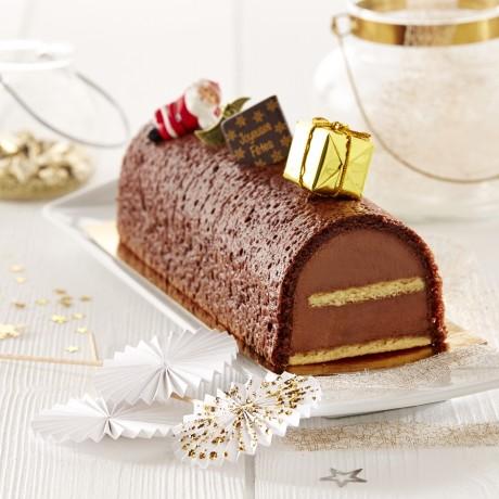 - Bûche chocolat