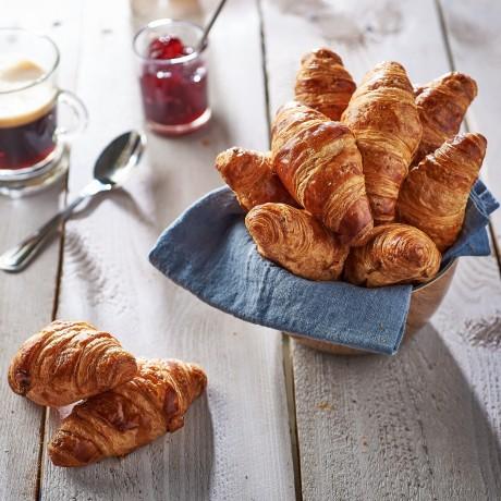 - Mini croissants pur beurre