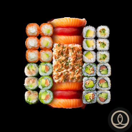 - Sushi shop - Crunchy box à partager