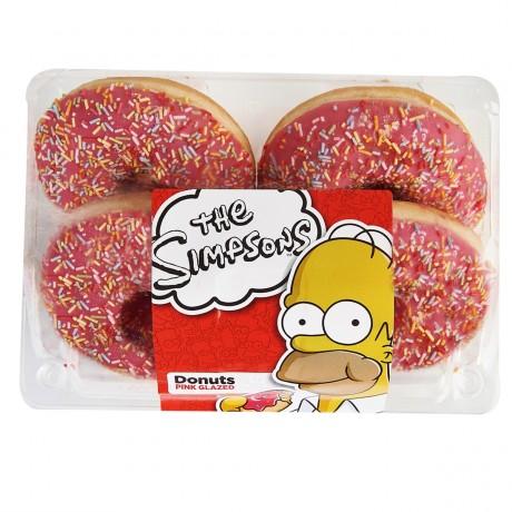 - Donuts Simpson Fraise