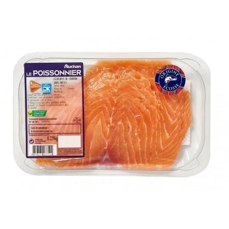 - Escalope de saumon Atlantique