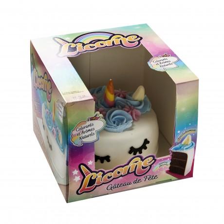 - Gâteau 3D Licorne