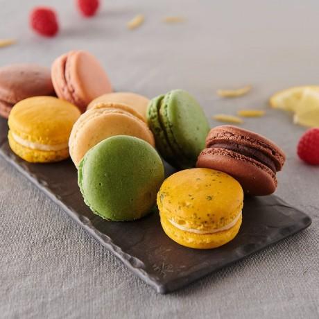 - Macarons patissiers