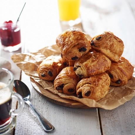 - Mini pains au chocolat pur beurre