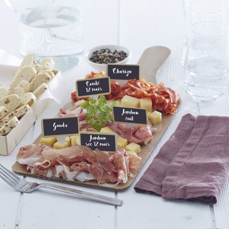 - Planche bistrot charcuterie et fromage