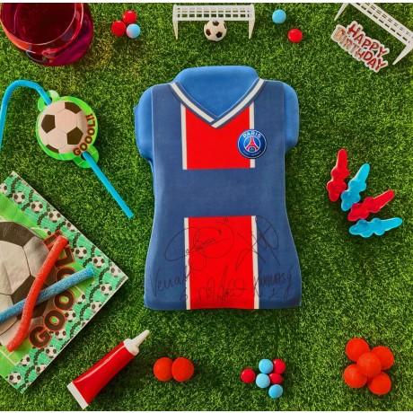 - Gâteau 3D maillot Paris Saint Germain