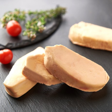 - Escalope de foie gras de canard du Sud-Ouest