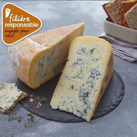 - Bleu de Gex AOP Filière responsable Auchan