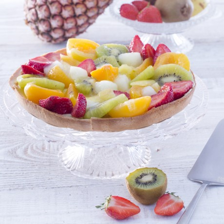 - Tarte fruits 6 personnes