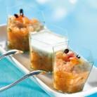 Verrines saumon 3 recettes