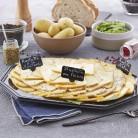 - plateau de fromage à Raclette tradition 4 personnes