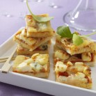 Pizza cocktail aux 3 fromages à réchauffer
