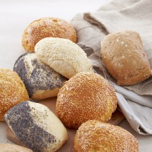 - Petits pains saveur assortis
