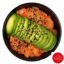 - Sushi Gourmet - Riz tartare saumon avocat