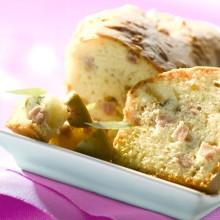 Cakes Jambon et olives