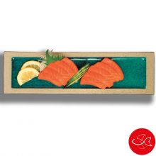 - Sushi Gourmet - Sashimi saumon