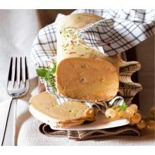 Foie gras de canard entier du Sud-Ouest cuit au torchon