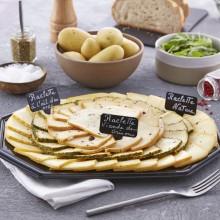 - Plateau de fromage à raclette découverte 5 personnes