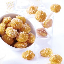 -Chouquettes pur beurre