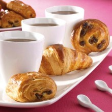 -Mini-viennoiseries assorties pur beurre
