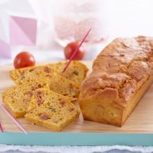 Mini-cakes chorizo et poivron