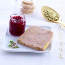 - Foie gras de canard entier du Sud-Ouest Cuisson douce