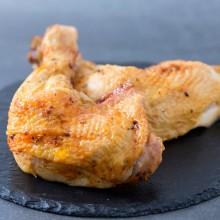 - Cuisse de poulet rôti certifié saveur épicée