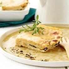 - Lasagne saumon épinards