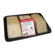 - Plateau pour raclette Morbier, lait cru, poivre