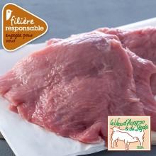 -Escalope*** de veau Aveyron et Ségala Filièreresponsable Auchan