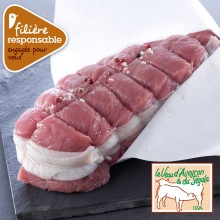 - Rôti*** de veau Aveyron et Segala Filièreresponsable Auchan